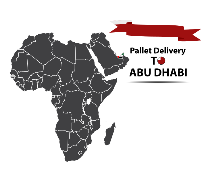 Abu Dhabi pallet delivery