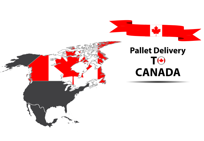 Canada pallet delivery