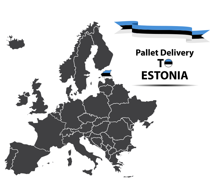 Estonia pallet delivery
