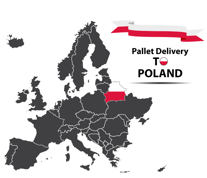 Poland pallet delivery