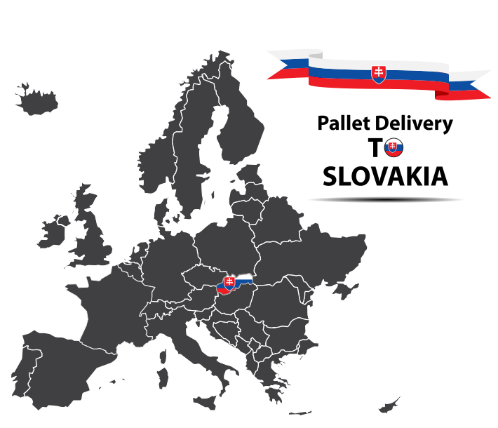Slovakia pallet delivery