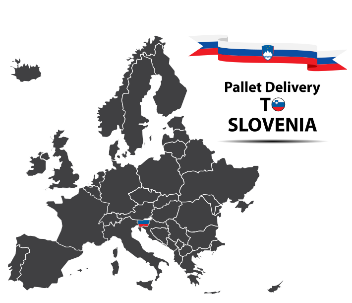 Slovenia pallet delivery